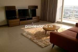 Căn hộ XI cho thuê 145m2 3PN view sông đầy đủ nội thất