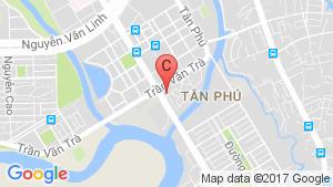 Bản đồ khu vực Nam Vien