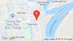 Bản đồ khu vực Sunshine City Saigon