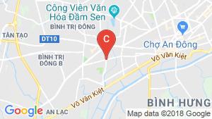 Bản đồ khu vực Viva Riverside