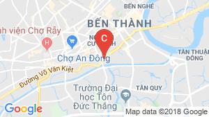 Bản đồ khu vực D1 Mension