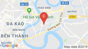 Bản đồ khu vực Laimian City