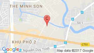 Bản đồ khu vực Cần bán shophouse  tại Villa park, Phú Hữu, Quận 9, Hồ Chí Minh