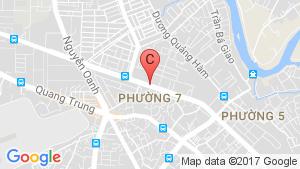 Bản đồ khu vực Cần bán shophouse 2 phòng ngủ tại Phường 7, Quận Gò Vấp, Hồ Chí Minh