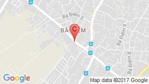 Bản đồ khu vực RESIDENTIAL URBAN HOC MON