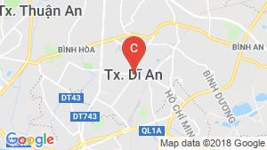 Bản đồ khu vực Charm City