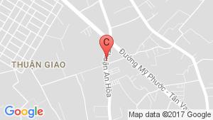 Bản đồ khu vực The Rivana