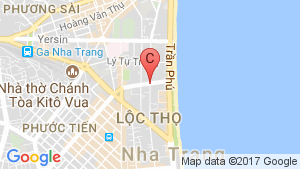 Gold Coast Nha Trang location map