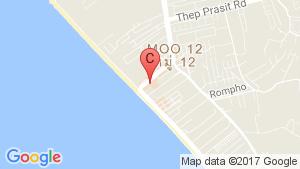 Jomtien Plaza Residence location map