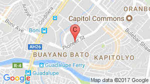 2 Bedroom Condo for sale in Axis Residences, Mandaluyong, Metro Manila location map