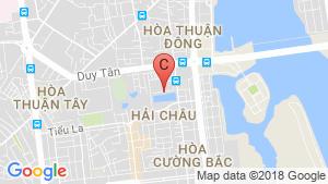 Bản đồ khu vực Đà Nẵng Pearl