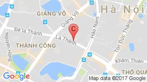 Bản đồ khu vực City Garden