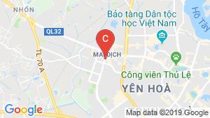 Bản đồ khu vực The ZEI