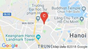Bản đồ khu vực Sky Park Residence