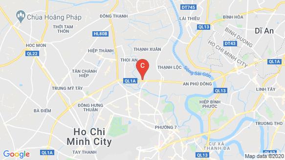 PiCity High Park location map